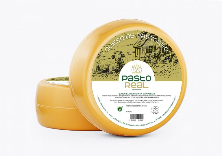 Queso Pasto Real